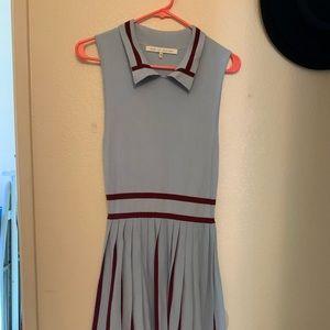English Factory Mod Mini Tennis Dress